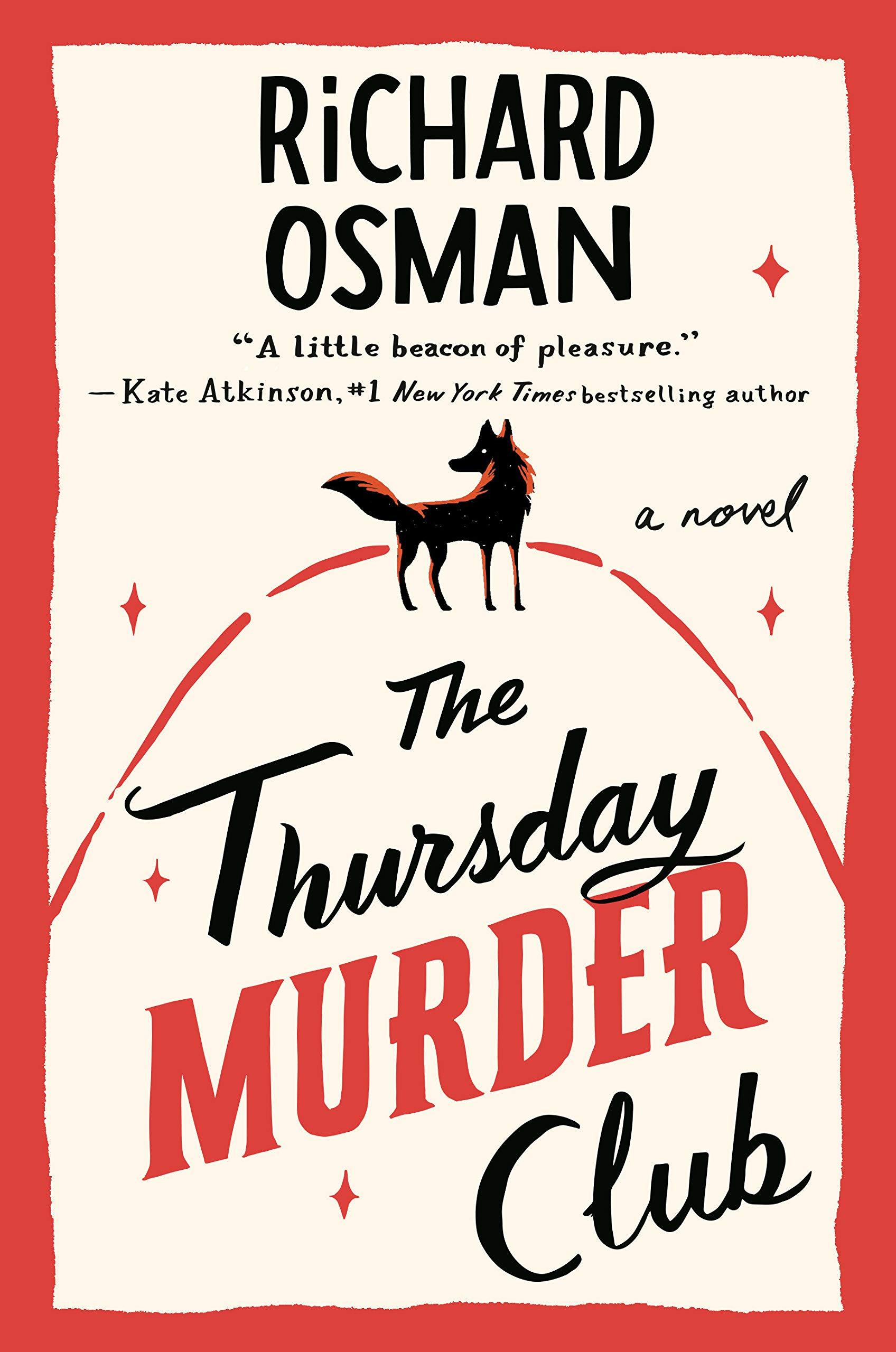 The Thursday Murder Club - Banner