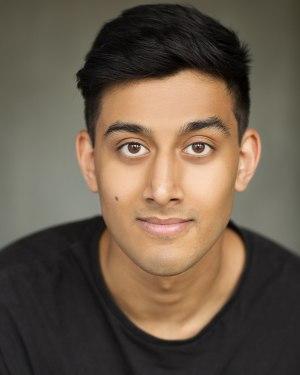 Karan Gill Headshot
